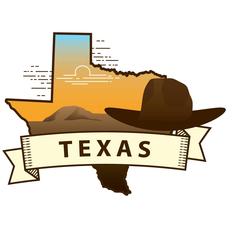Tshirts from Texas